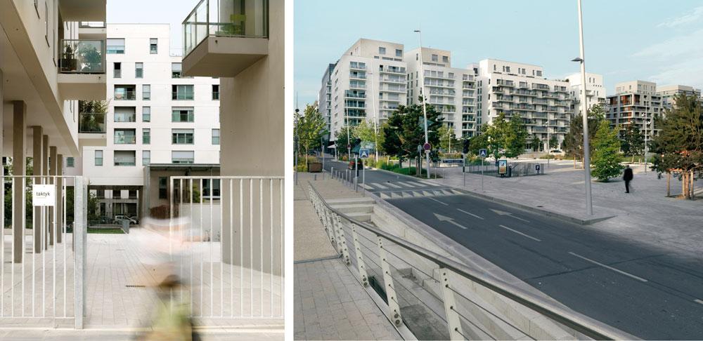 """המתחם כולל 22 אלף מ''ר שטחי מגורים, 8,070 מ""""ר משרדים, 4,600 מ""""ר לבית ספר וכמה שטחי חנויות (צילום: Géraldine Millo)"""