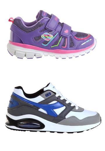 מגה ספורט. נעלי ספורט לנשים, גברים וילדים  (צילום: אבי ולדמן)