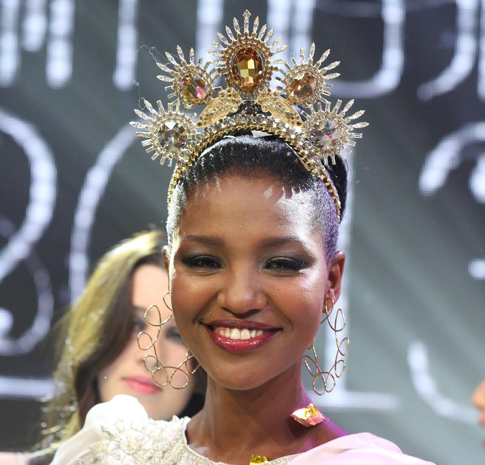 מלכת היופי לשנת 2013: יטאייש (טיט) איינאו (צילום: ששון משה)