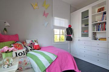 חדרה של הבת (צילום: שי אדם)