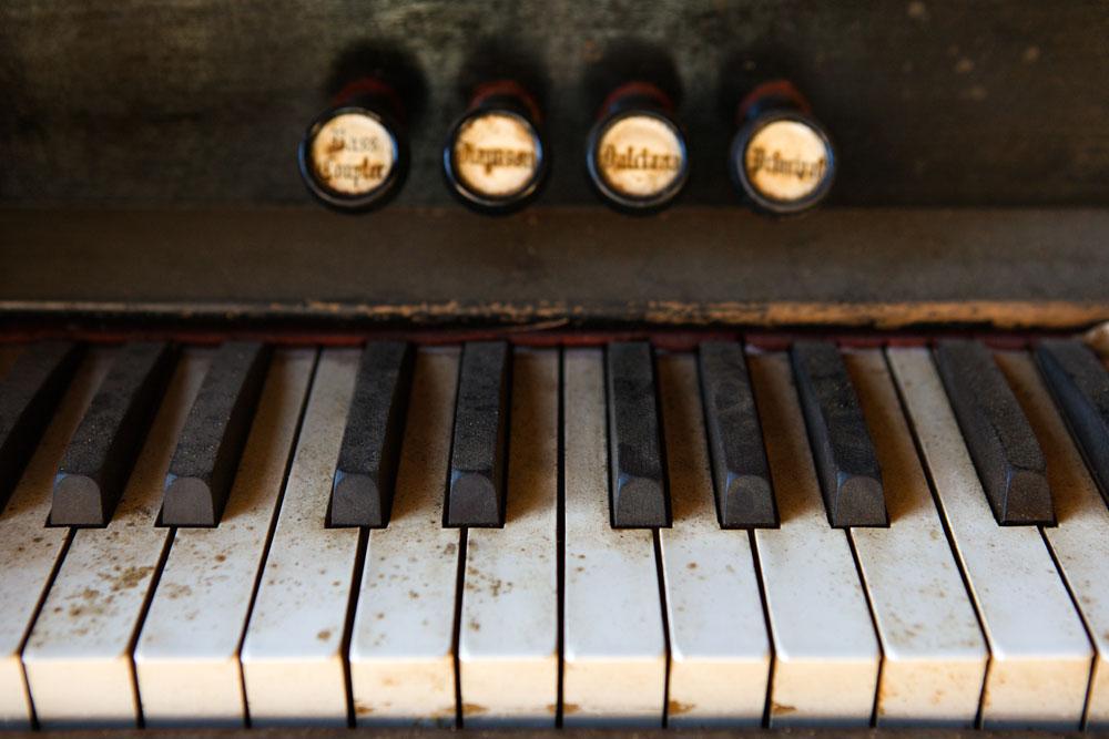 """""""פסנתר הוא יצור חי. אם משקיעים בו אהבה, הוא מחזיר אהבה"""" (צילום: thinkstock)"""