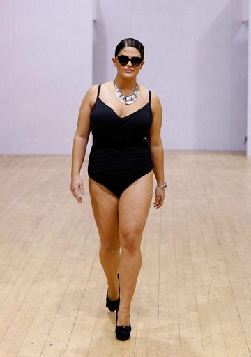 תצוגה בכל ז'אנר: קז'ואל, הלבשה תחתונה, שמלות כלה ובגדי ים וחוף (צילום: gettyimages)