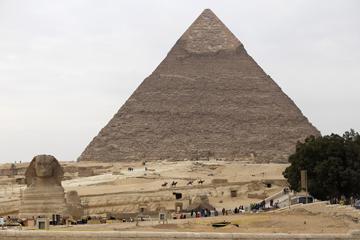 אחת הפירמידות במצרים. לאימפריות בלבד (צילום: gettyimages)