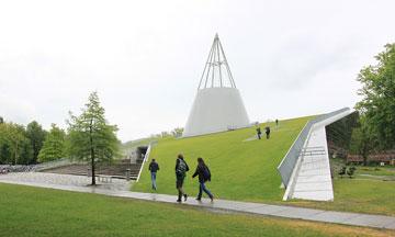 ספריית האוניברסיטה בדלפט, הולנד (צילום: Nol Aders, cc)
