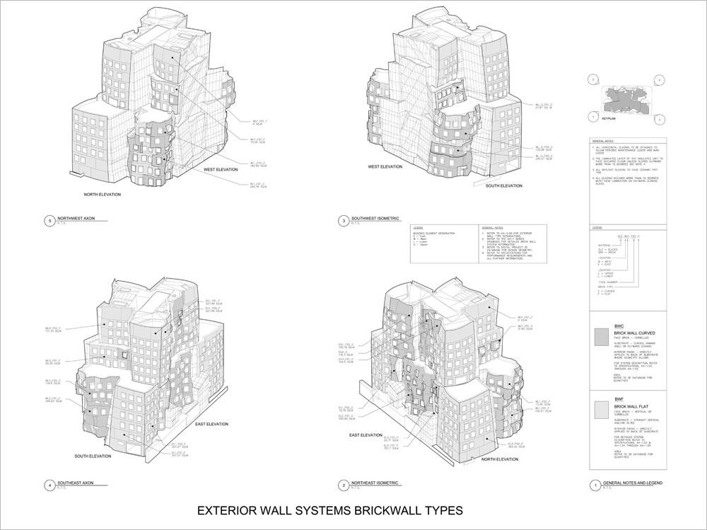 תכנון: Gehry Partners LLP