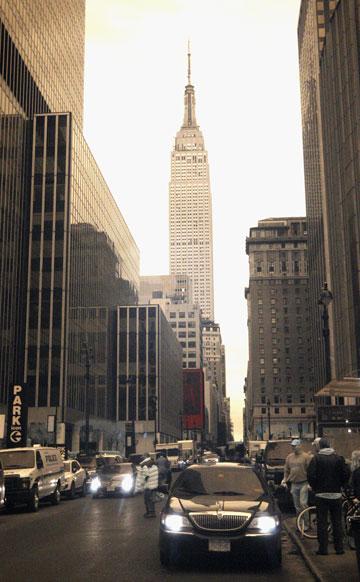 אמפייר סטייט בילדינג בניו יורק. השקעה של 4.4 מיליון דולר הוחזרה תוך שלוש שנים (צילום: gettyimages)