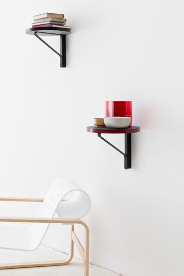 המדפים העגולים שעיצבו האחים בורולק ל-ARTEK (Studio Bouroullec for Artek)