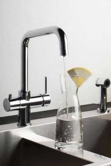 שניים באחד: גם מים ''רגילים'', גם מי שתייה מסוננים. 4,000 שקל ברשת אלוני