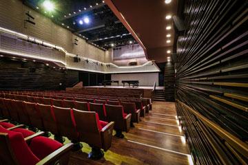 לטובת אולם הקונצרטים המודרני (צילום: איתי סיקולסקי )