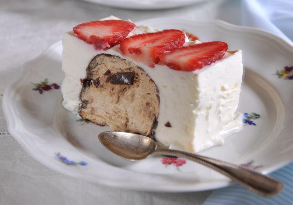 בלי אפייה, אבל עם המון זיכרונות. עוגת גבינה וקרמבו (צילום: אפרת מוסקוביץ)