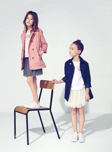 בגדי הילדים של מנגו. ימצאו את מקומם בחנויות ענק חדשות