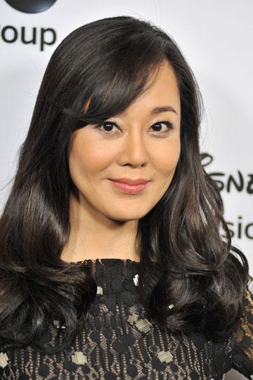 "Yunjin Kim - השחקנית המהממת מ""אבודים"" (צילום: gettyimages)"