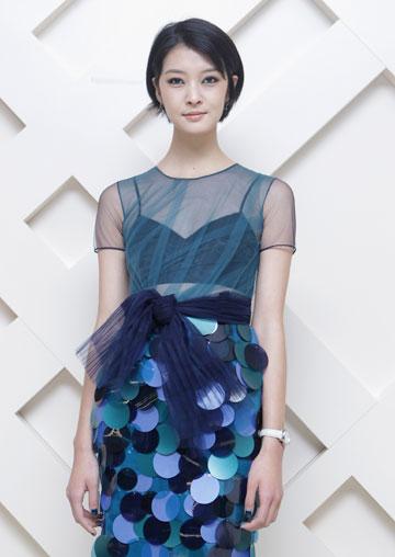 Kang So Young - דוגמנית קוריאנית בינלאומית (צילום: gettyimages)