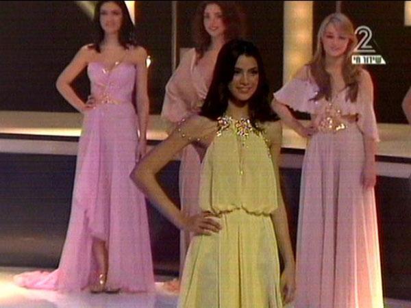 המועמדות בשמלות הערב (צילום: ערוץ 2)