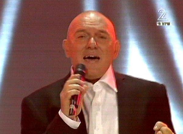 הזמר והמנטור שלומי שבת (צילום: ערוץ 2)