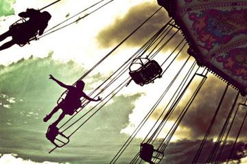 לסמוך על החיים, לא לפחד ולחיות באהבה (צילום: פליקר, thezartorialist.com)