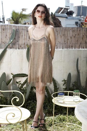 מעצבת האופנה אניה פליט. ''לא אוהב את הבדים שלה'' (צילום: ניקיטה פבלוב)