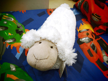 בובת כבשה, 90 שקלים (צילום: גילי אונגר)