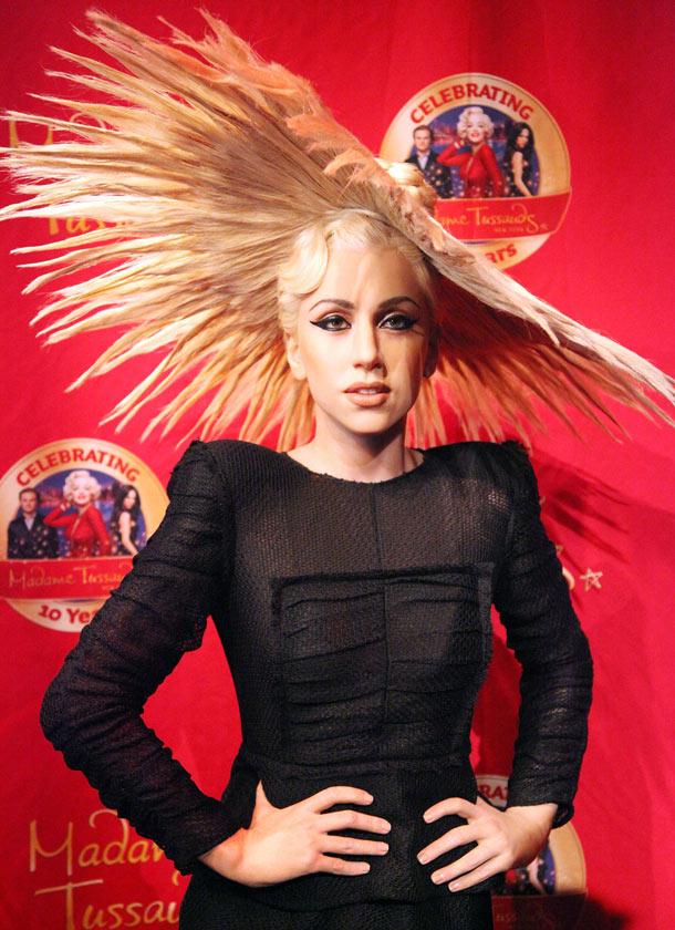 הפעילות הגופנית היחידה עליה היא מקפידה חוץ מהופעותיה. ליידי גאגא (צילום: gettyimages)