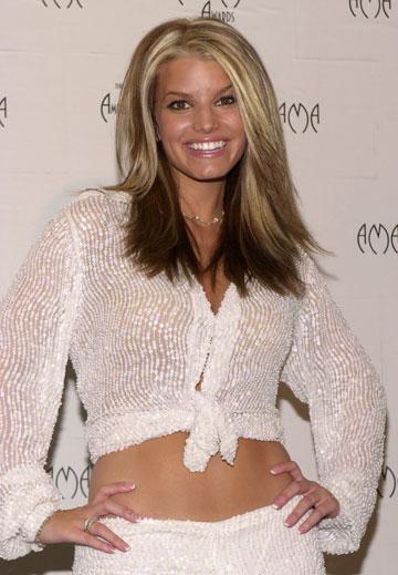 ג'סיקה סימפסון, 2001. שחקנית-דוגמנית-זמרת (צילום: gettyimages)