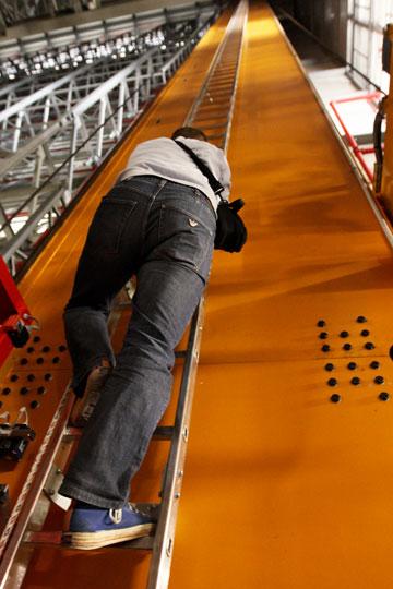 מטפסים למעלה (צילום: עדו ארז)
