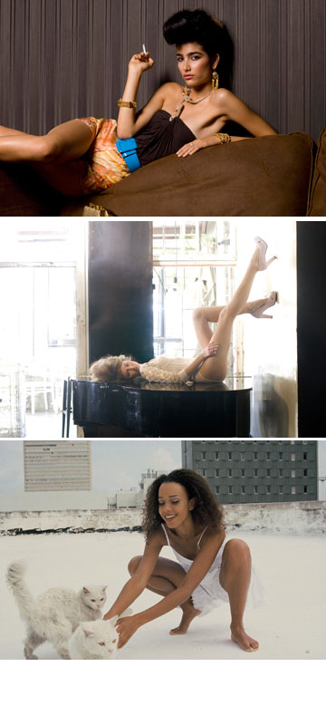 מתוך ''זרמים תת קרקעיים'' של מירי דוידוביץ'. ''כשיורגן טלר מצלם, הצהרת הכוונות שלו היא אחרת - לא מעניין אותו אם רואים את הבגדים'', אומרת דוידוביץ' (צילום: מירי דוידוביץ מתוך תערוכת היחיד ''זרמים תת קרקעיים'')