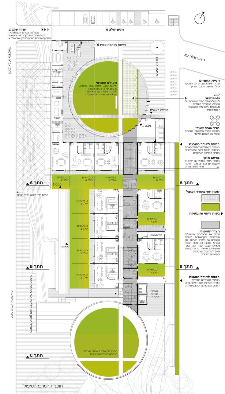 ההצעה של de2 (הדמיה: De.2 architects)