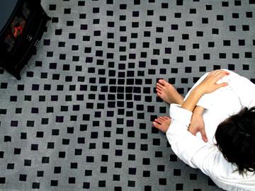 שטיח מסדרת ''אורבן'' ב-805 שקלים. ''כרמל'' (צילום: ג'ורג טיילור, באדיבות רשת Rich and Taylor)
