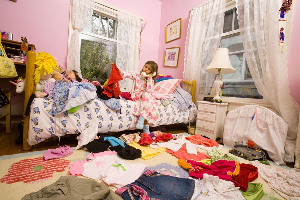ועוד לא ראינו מה מתרחש מתחת למיטה (צילום: thinkstock)