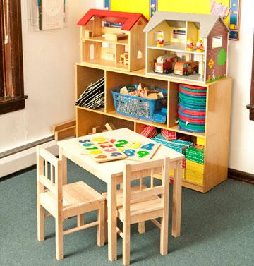 דווקא בחדרים קטנים חשוב לשמור על תחושת המרחב (צילום: thinkstock)