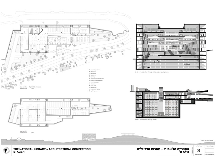 באדיבות קינן אדריכלים, אמיצי אדריכלים, דורי סדן ורותי עורב