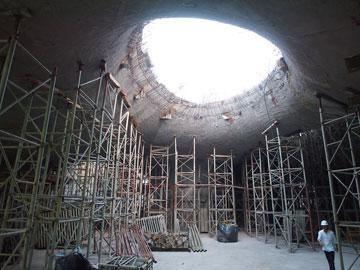 אמן ואומן. בונים את בית האופרה בטאיוואן