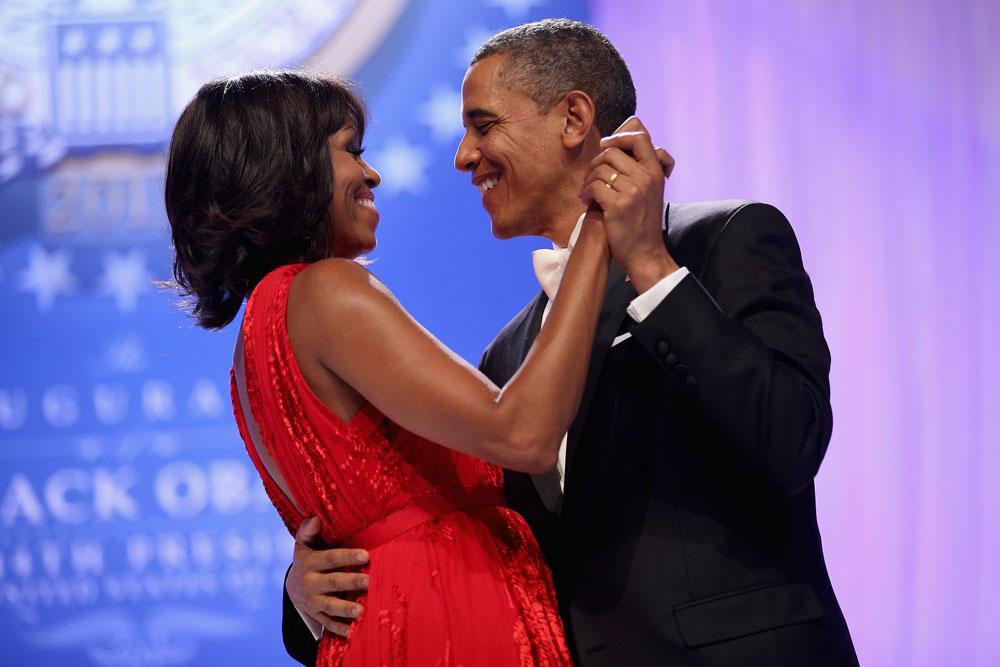 תככים, מזימות ודרמות. ברק ומישל אובמה (צילום: gettyimages)