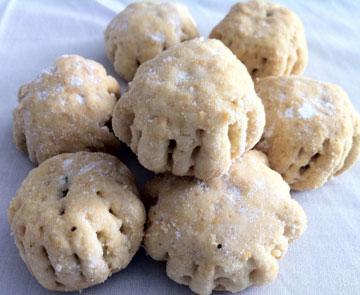 עוגיות מעמול (צילום: ניצה יצחק)