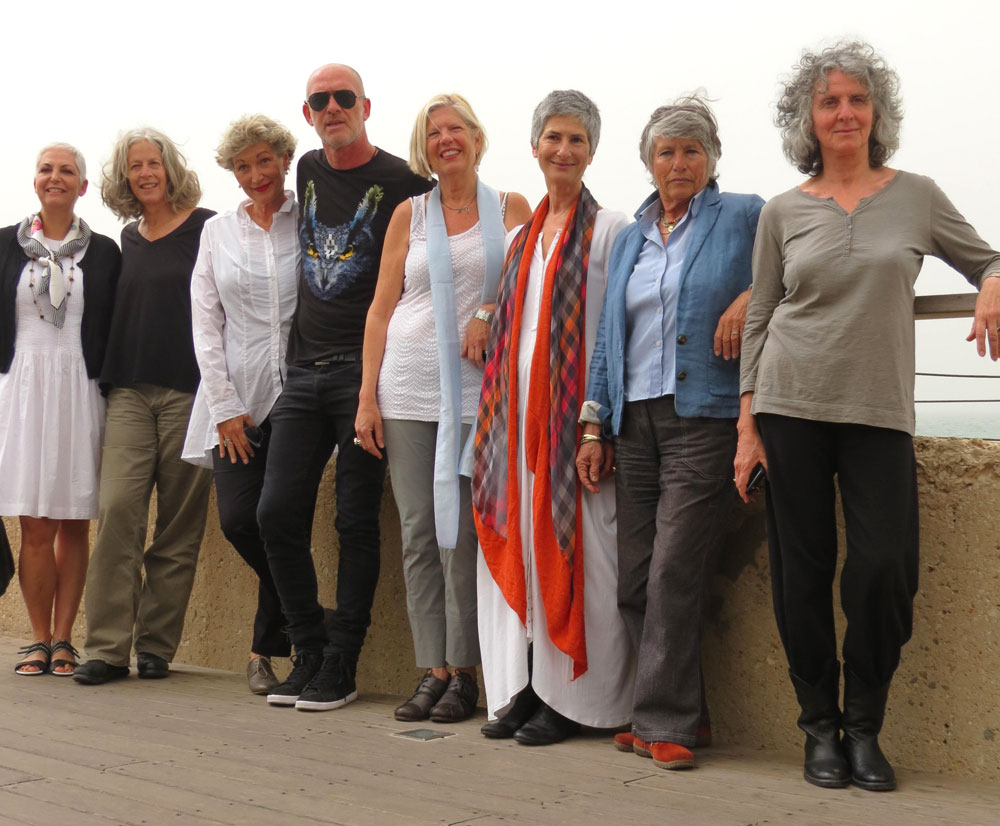 נדהמתי לגלות כמה נשים הגיעו על מנת לקחת חלק בפרויקט הזה ואיזה יופי אמיתי ושונה טמון בכל אחת מהן (צילום: רעות חפץ-שוורץ)