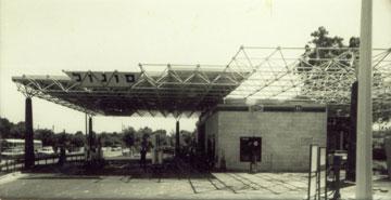 אחת התחנות של אל מנספלד, חתן פרס ישראל (באדיבות מנספלד-קהת אדריכלים)