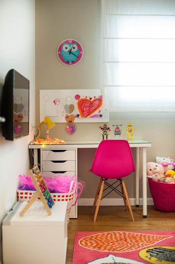 חדר המשחקים והיצירה (צילום: גלעד רדט)