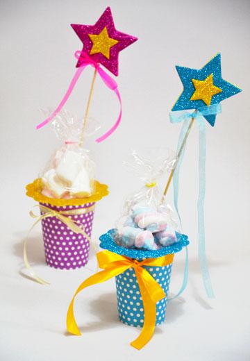 מוסיפים ממתקים ושרביט כוכבים (צילום: מור יעקובינסקי כץ)