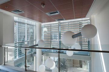 בניין המעבדות בתכנון לוטן אדריכלים. אתגר (צילום: עמרי אמסלם )