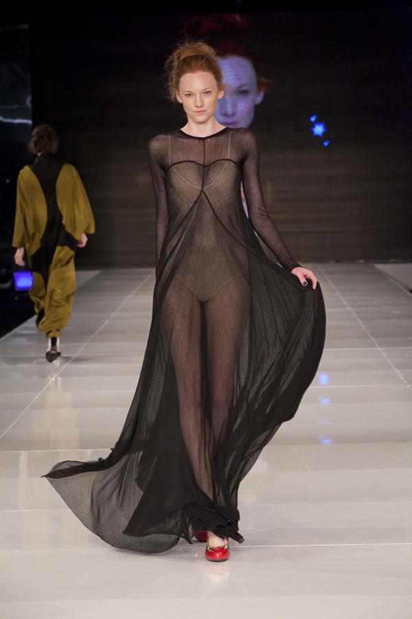 מאפיינים של שמלות ערב (צילום: ענבל מרמרי)