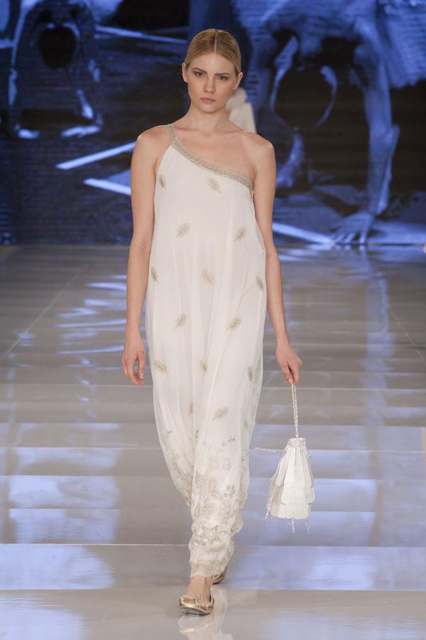 שמלות רכות ורומנטיות (צילום: ענבל מרמרי)