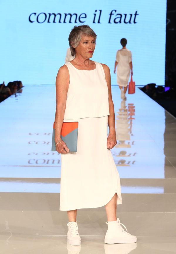 אוהבים לתת אלטרנטיבה לעולם האופנה (צילום: אורית פניני)