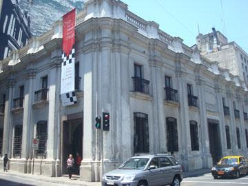 עבודה קודמת שלו: חידוש מוזיאון בסנטיאגו (צילום: Carlos yo,cc)