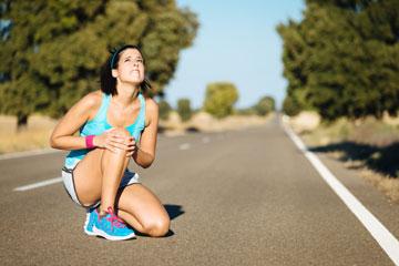 יש כאבים שנובעים משריר שהתעייף, וזה בסדר (צילום: shutterstock)