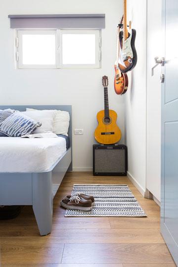 חדרו של הבן (צילום: איתי בנית)
