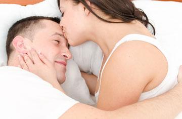 בני זוג בעלי קווי אישיות דומים נוטים לחוות סיפוק מיני גבוה יותר (צילום: shutterstock)