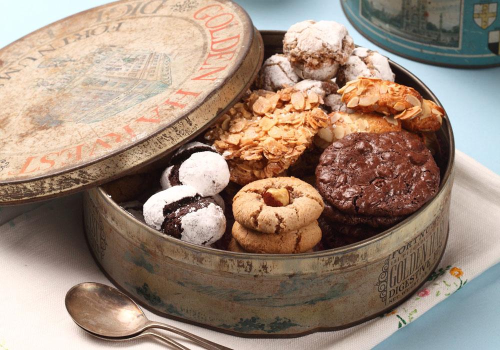עוגיות ללא גלוטן, כשרות לפסח (צילום: כפיר חרבי)