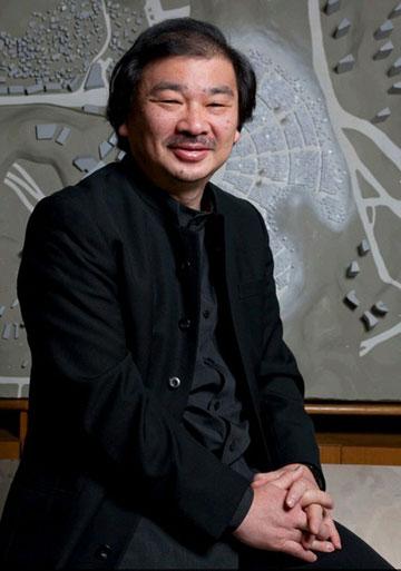 באן. האדריכל היפני השביעי שזוכה בפרס (צילום: Shigeru Ban Architects)