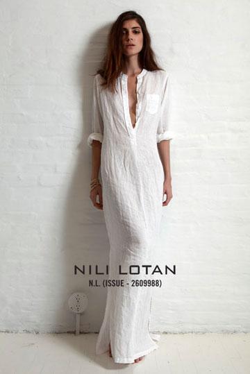 היידי קלום כבר ברשימת הלקוחות. עיצוב של נילי לוטן