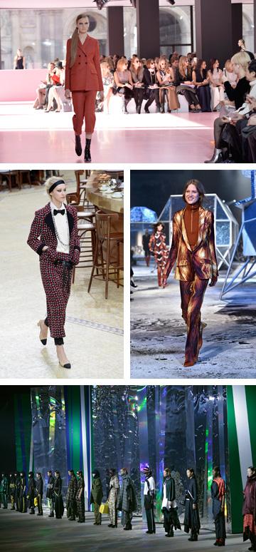 משקיעים גם בחלל, ולא רק בבגדים. דיור, H&M, קנזו ושאנל (צילום: gettyimages)